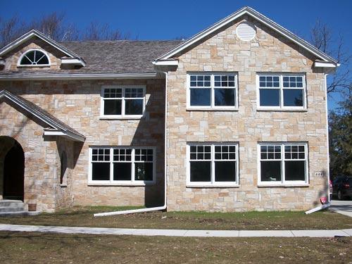 Home Exterior Masonry Work