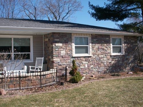 Residential Home Block Masonry