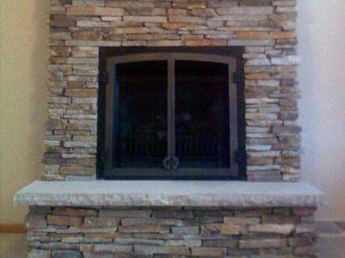 Fireplace Masonry