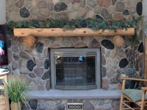 Residential Fireplace Masonry