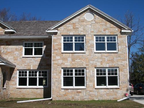 Residential Stone Masonry
